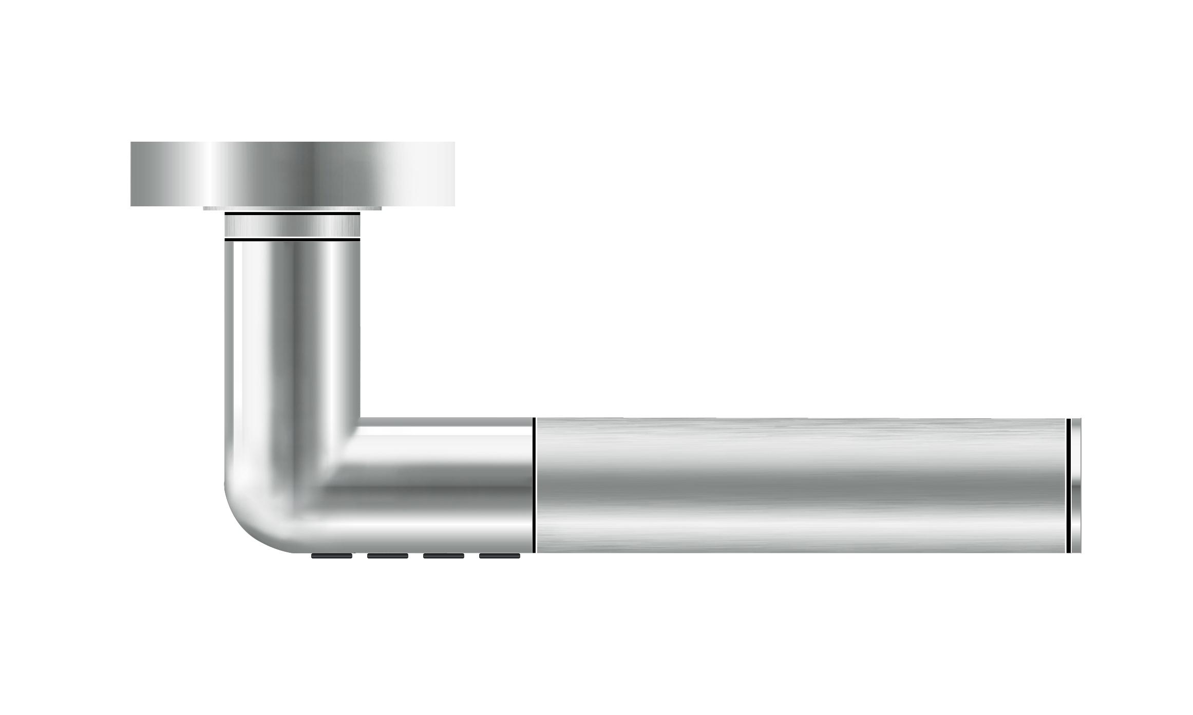 Smart Handle elektronische Türklinke mit Bluetooth Steuerung